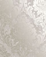 Graham and Brown Milan Damask Taupe 106521 Wallpaper